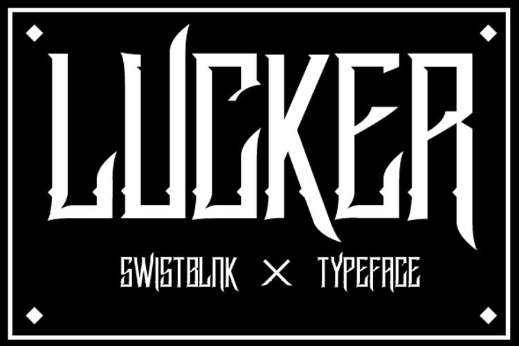 Lucker Font