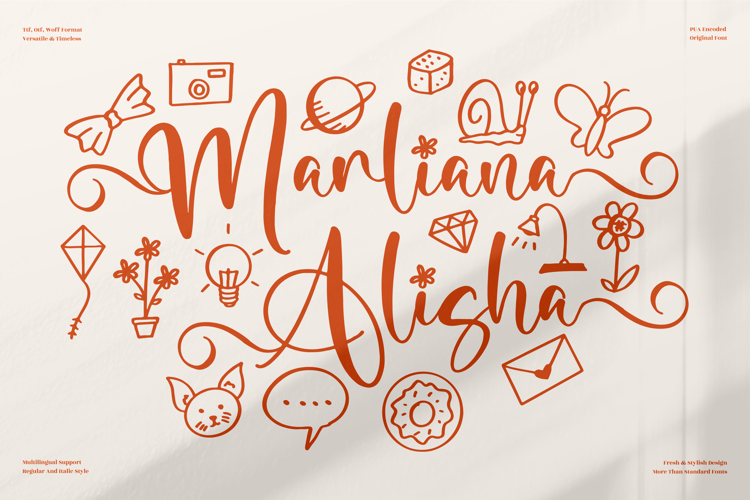 Marliana Alisha Font