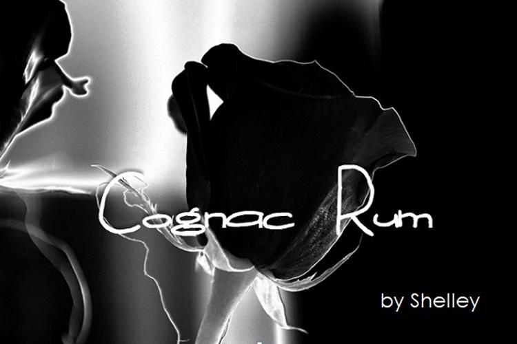 Cognac Rum Font