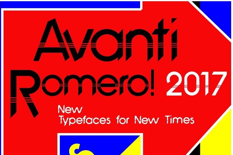 Avanti Romero Font