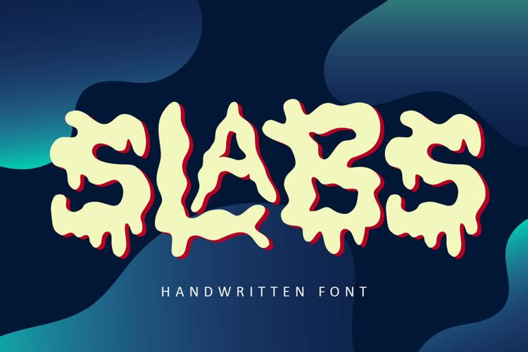 Slabs Font