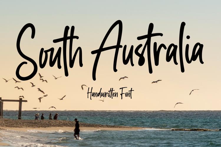 South Australia Font