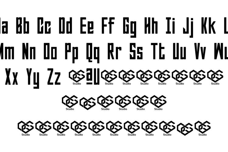 Sabuga Font