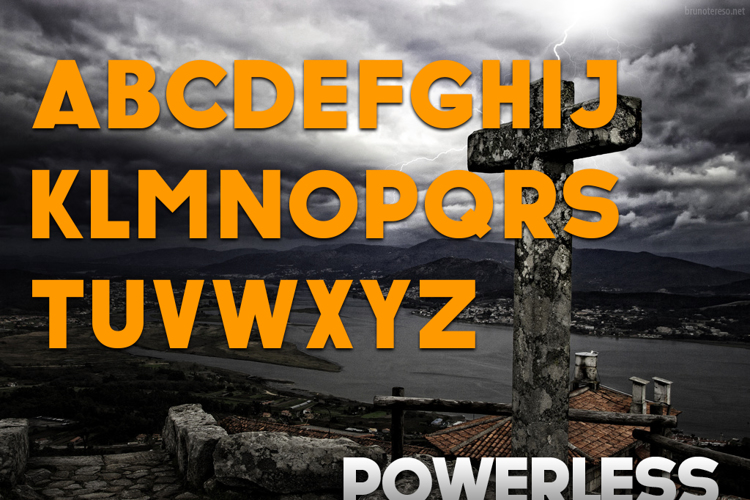 POWERLESS Font