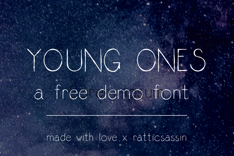 youngones_RS Font