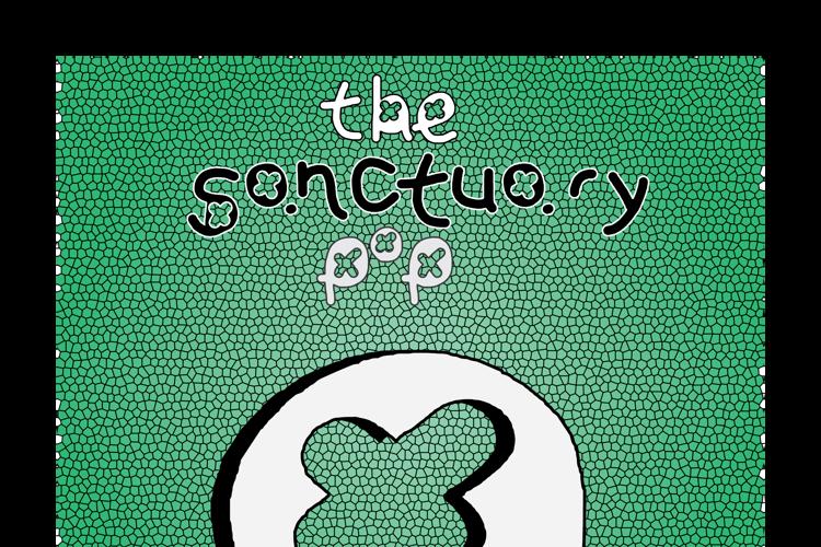 the sanctuary pop Font