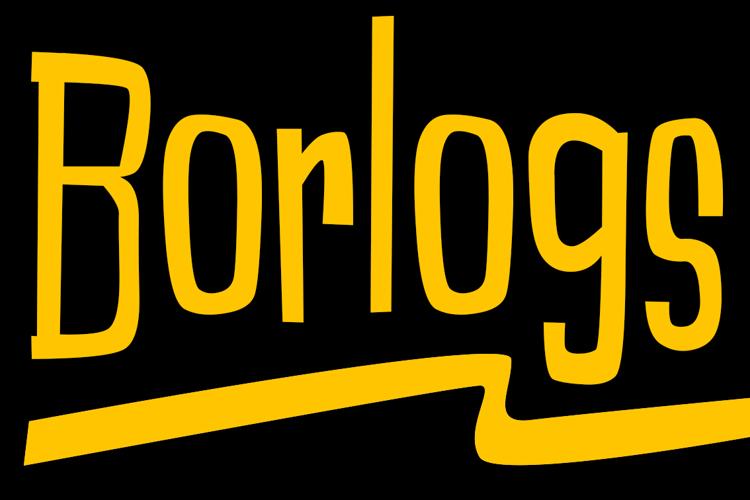 Borlogs Font