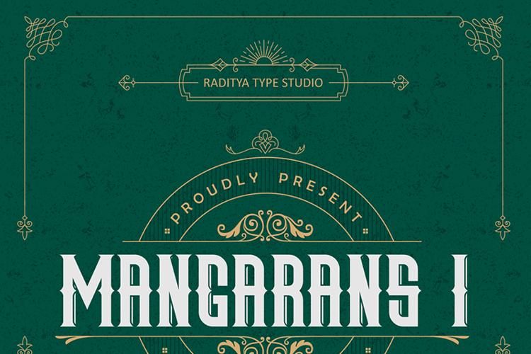 Mangarans I Font