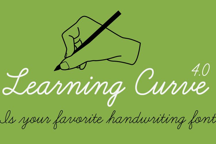 Learning Curve BV Font