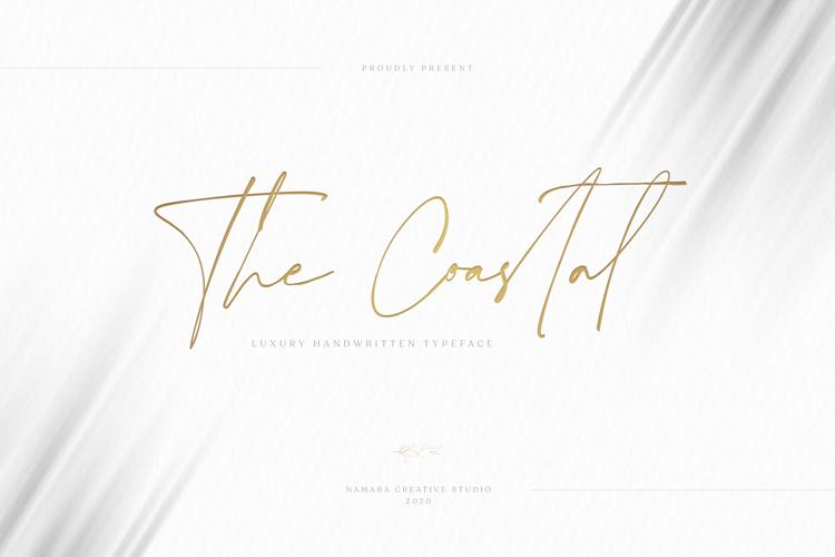 The Coastal Font