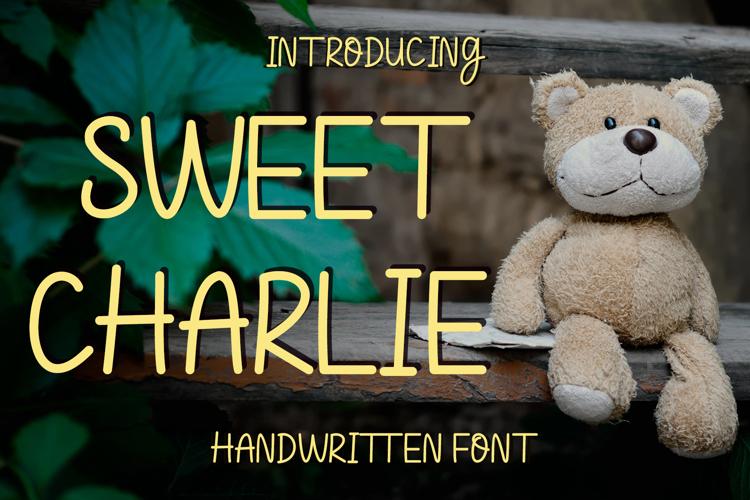 Sweet Charlie Font
