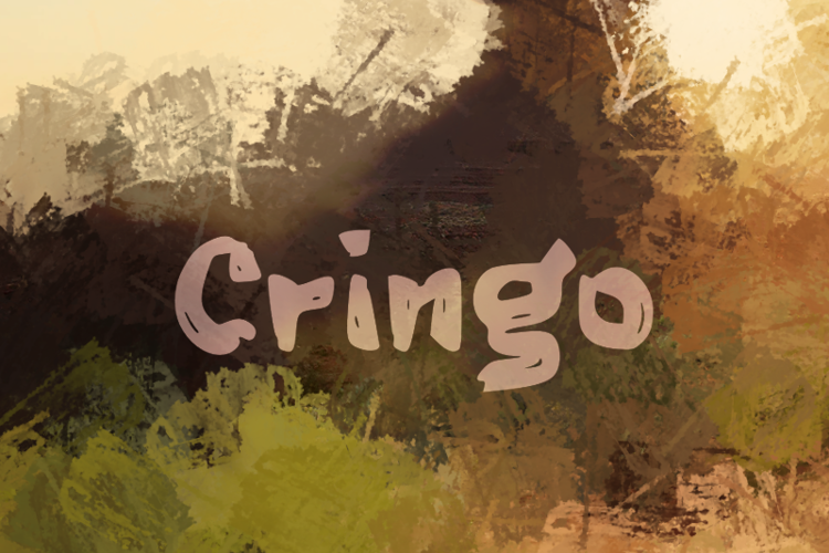c Cringo Font