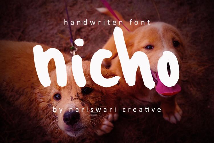 Nicho Font