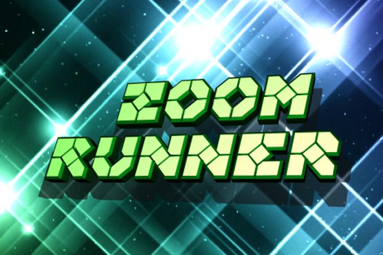 Zoom Runner Font