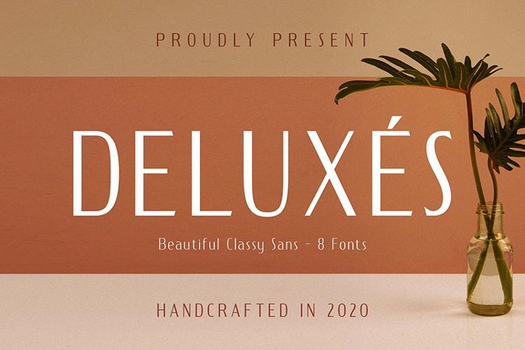 DELUXES BOLD Font