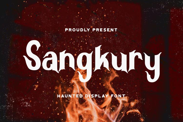 Sangkury Font