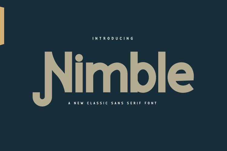 Nimble Font