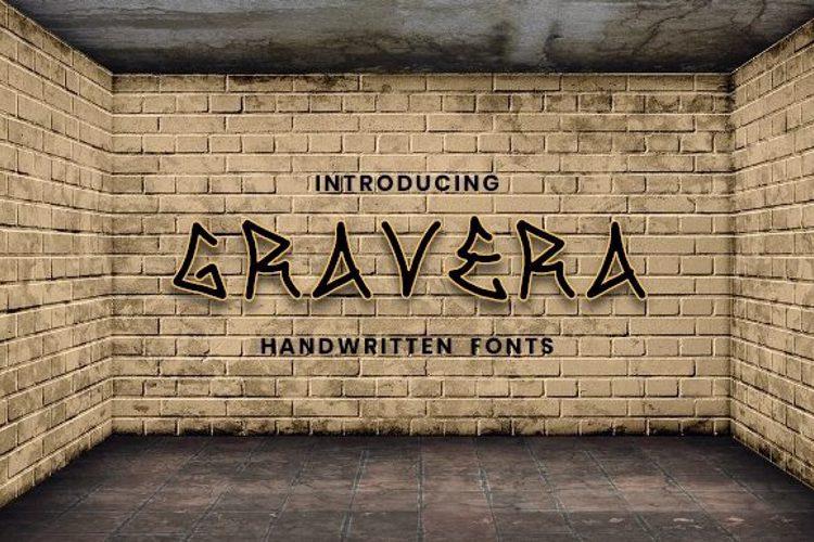 Gravera Font
