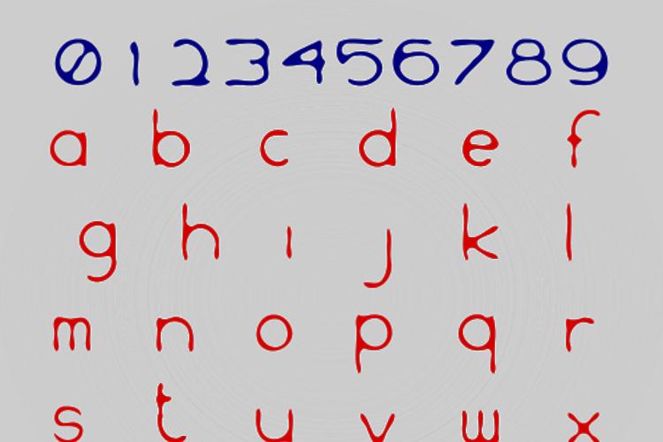 WS Inkski Font