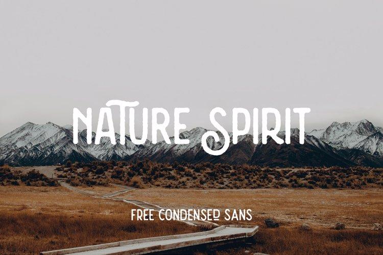 Nature Spirit Font