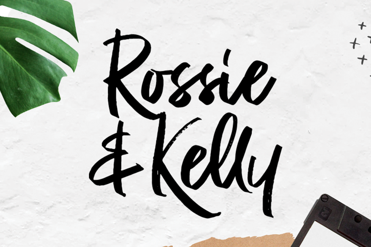 Rossie Kelly Font