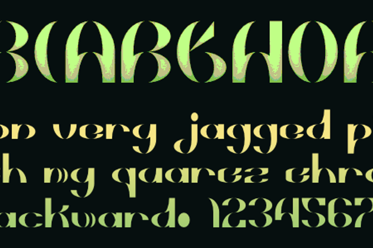 Briarthorn Font
