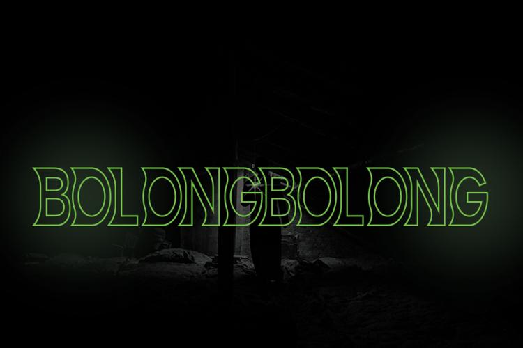 BOLONGBOLLONG Font