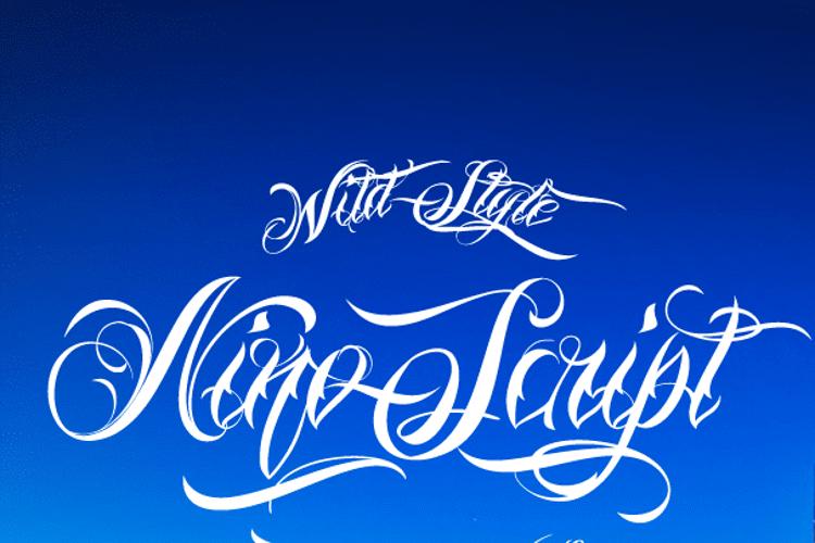 Nino Script Font
