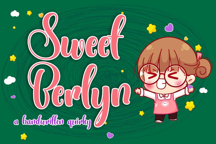 Sweet Berlyn Font