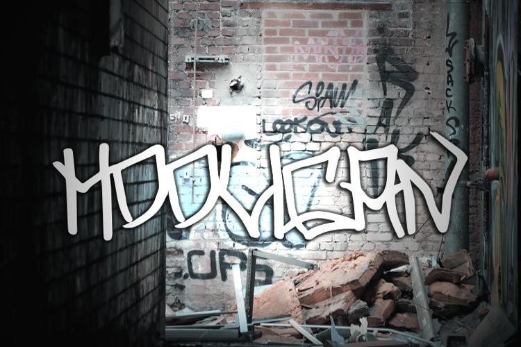 Hooligan Font