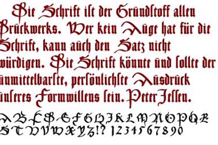 CancellerescA Font