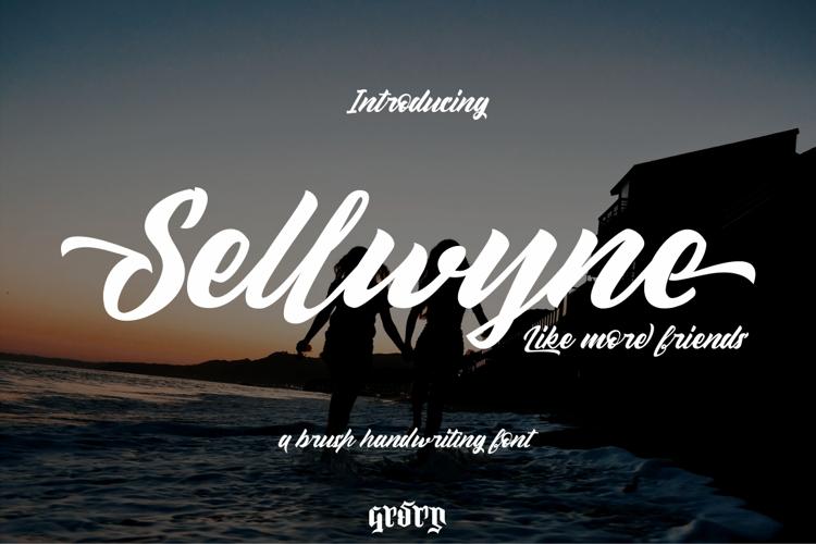 Sellwyne Font