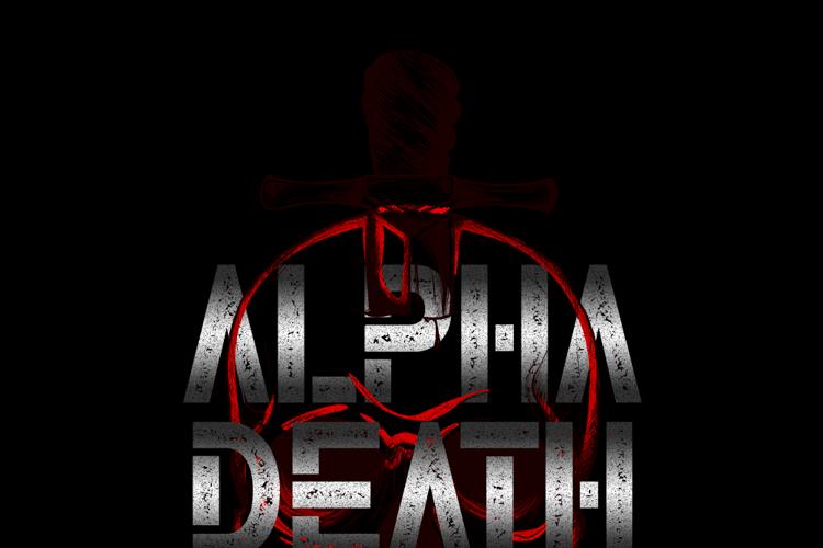 Alpha Death Font