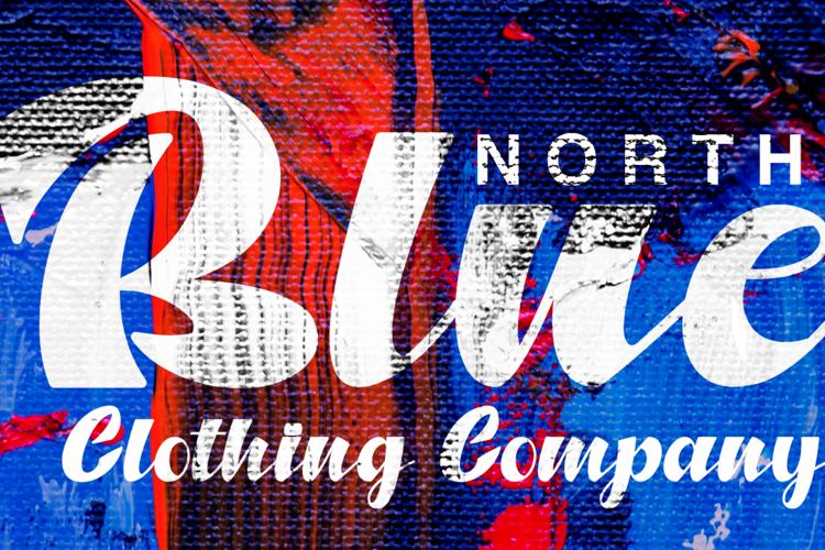 North Blue Font