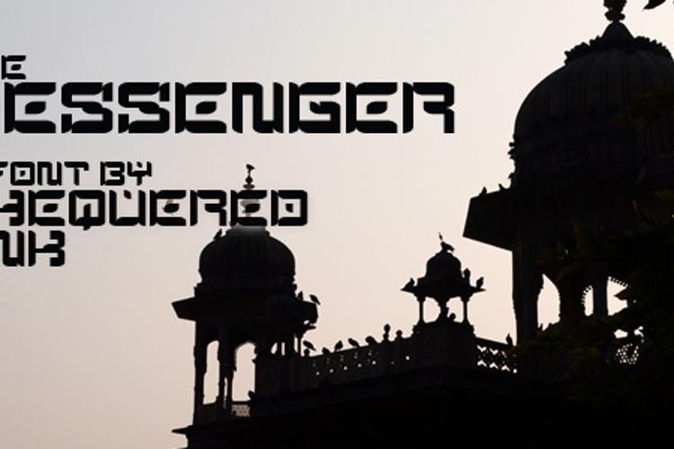 The Messenger Font