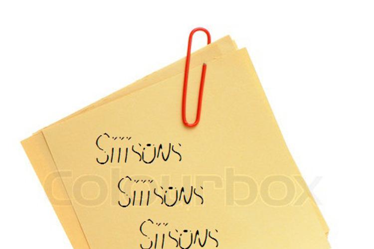 Siiisons Font