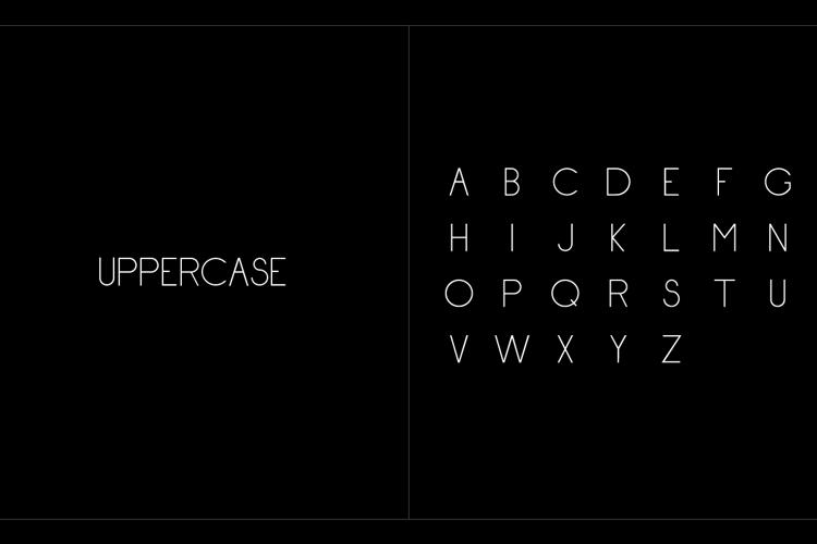 Hypeface - Reg Font