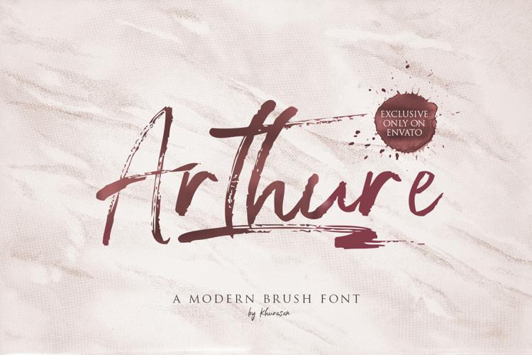 Arthure Font