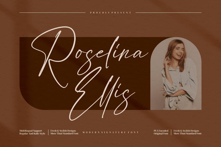 Roselina Ellis Font