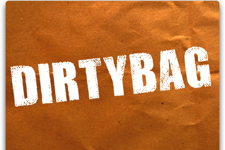 DIRTYBAG Font