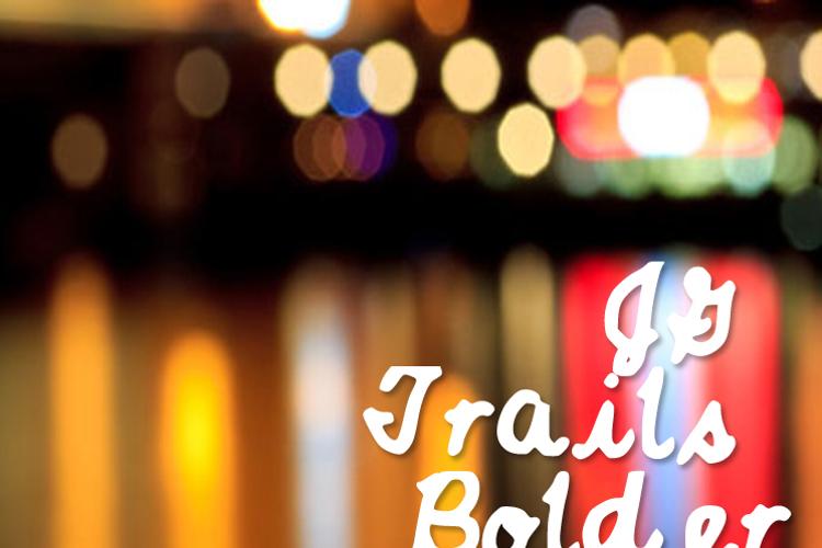 JGTrailsBolder Font