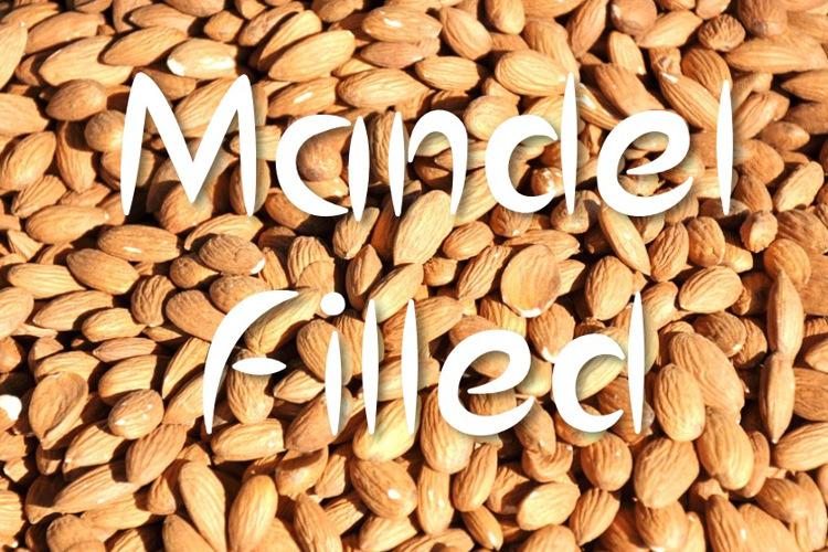 Mandel Font