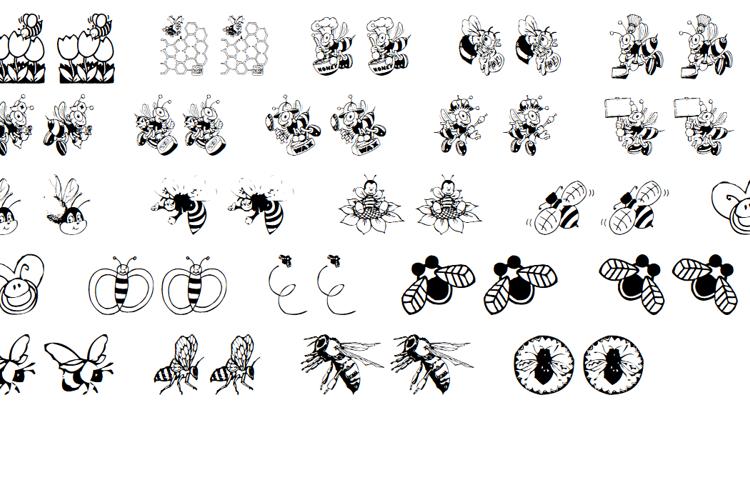 Bees Font