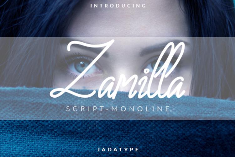 Zamilla Font