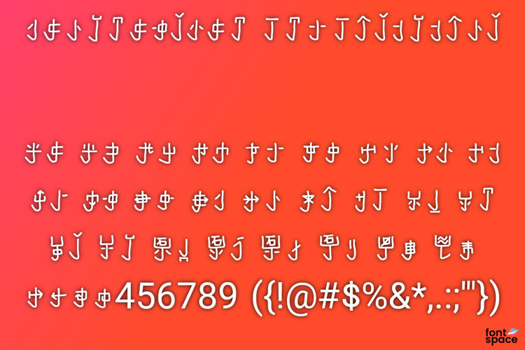 mantrakshar prepositions Font