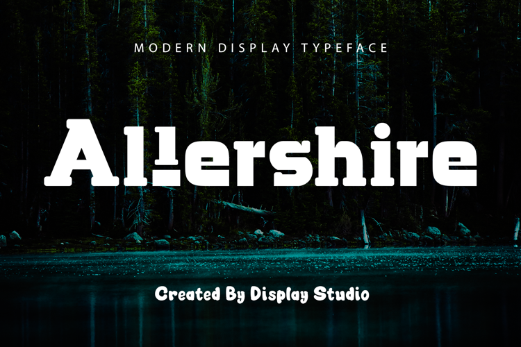 Allershire Font