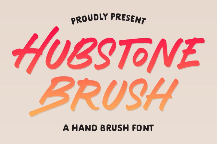 Hubstone Font