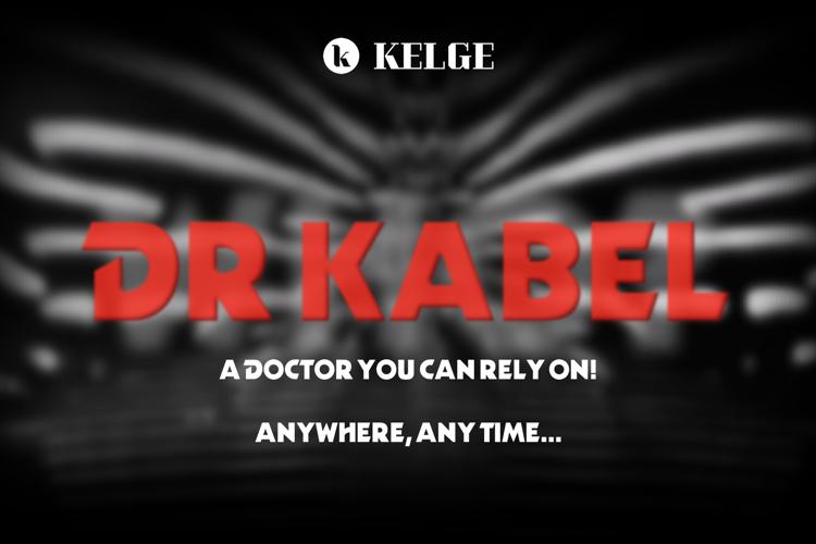 Dr Kabel Font