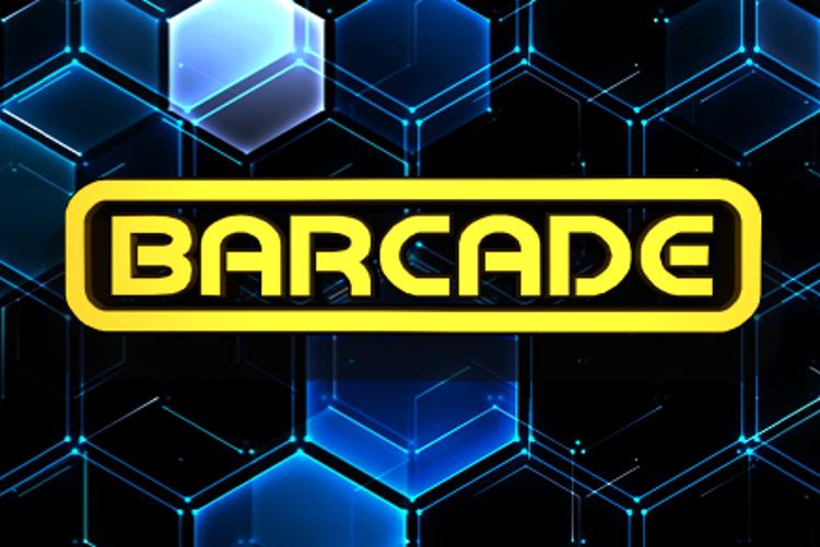Barcade Font