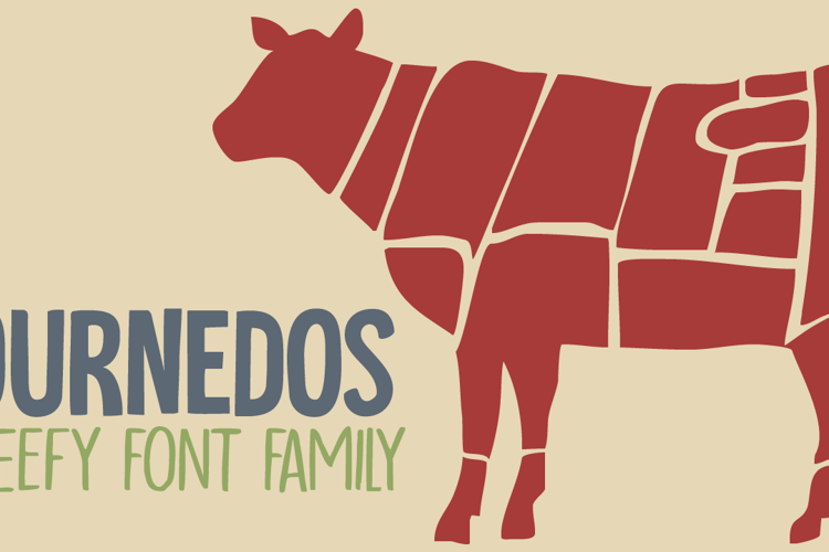 Tournedos (Demo) Font